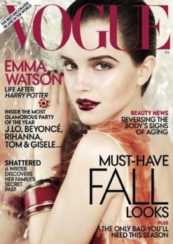 … and Emma Watson