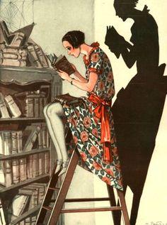 La Vie Parisienne, Georges Pavis 1924