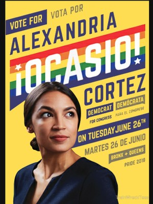 The Unstoppable AOC: A Mighty Saturn Return