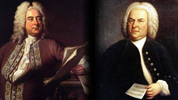 Did Handel steal from Bach?