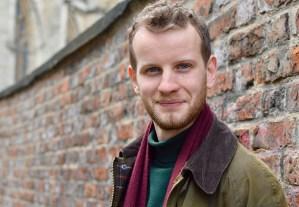 Choral Scholar Focus: Tom Lowen