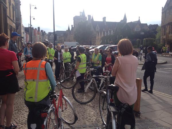 World War One bike ride, 17 June 2015 (2)