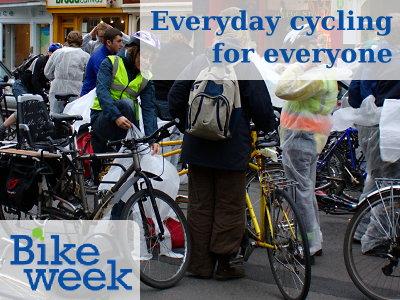 Oxford Bike Week event 2012