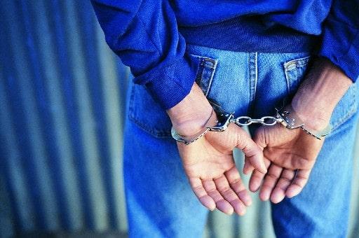 オンラインカジノユーザーが逮捕された