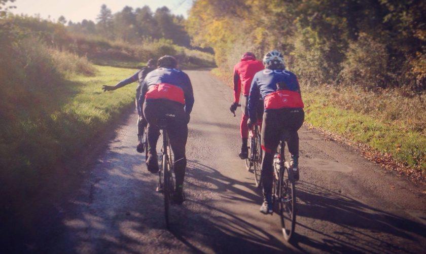 OCC Saturday Club Ride