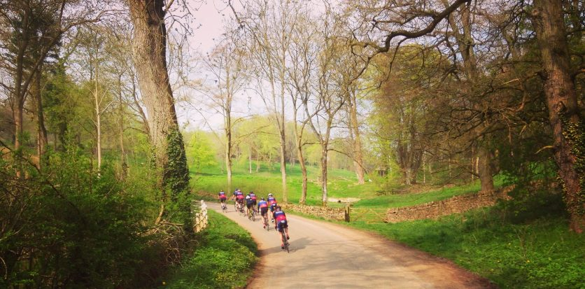 Springtime in the Cotswolds