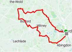 Bourton route