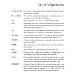 Dissertation glossary