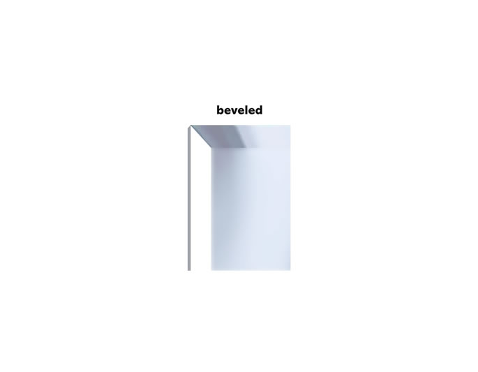 Beveled Adjective Definition Pictures Pronunciation And Usage Notes Oxford Advanced