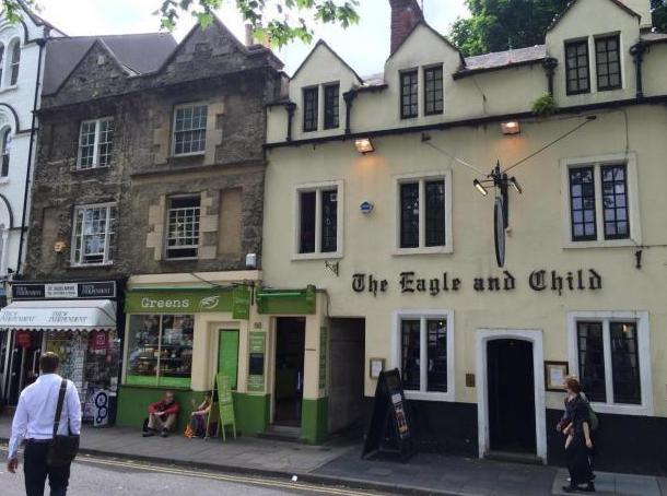 Eagle and Child pub could stay closed until 2022 | Oxford Mail