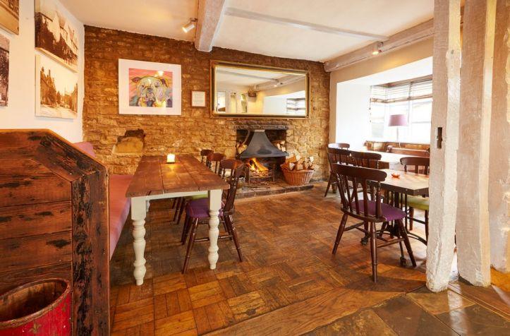 Oxfordshire Hotels Restaurant