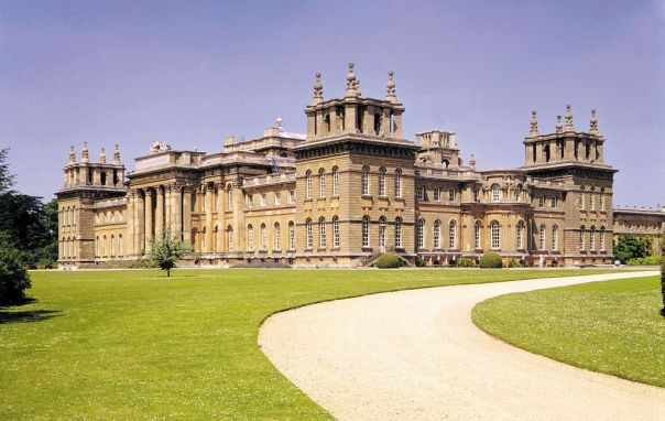 Blenheim Palace Oxfordshire
