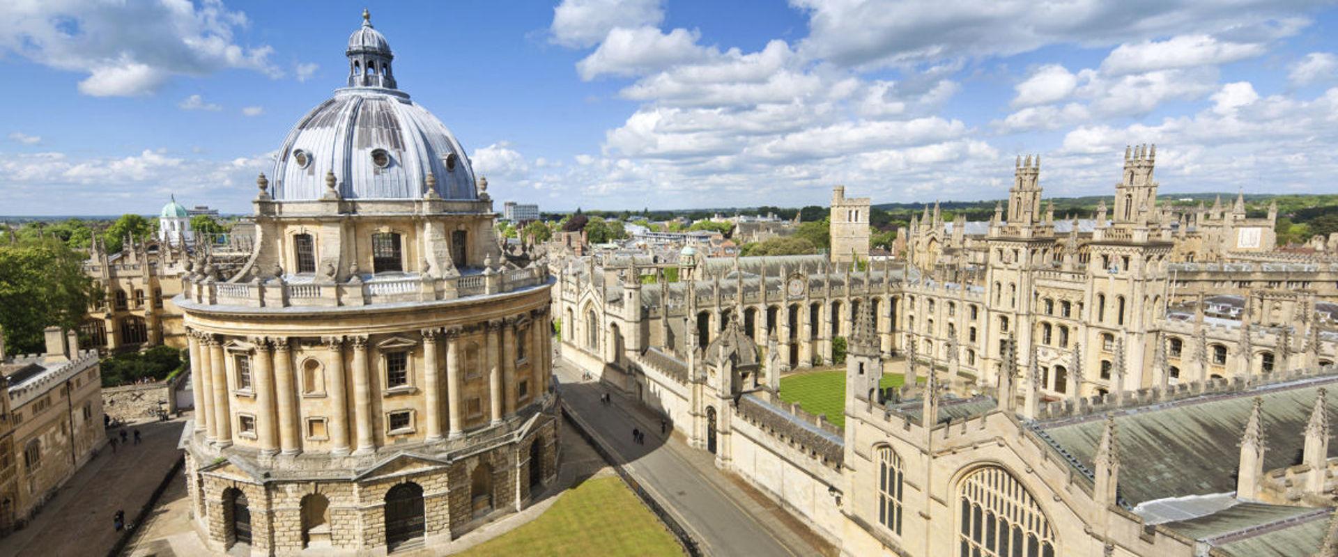 Oxford University Oxford Hotels