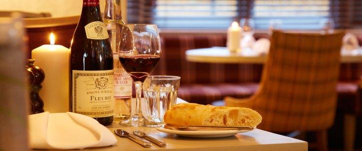 Oxfordshire Hotels Restaurant Club