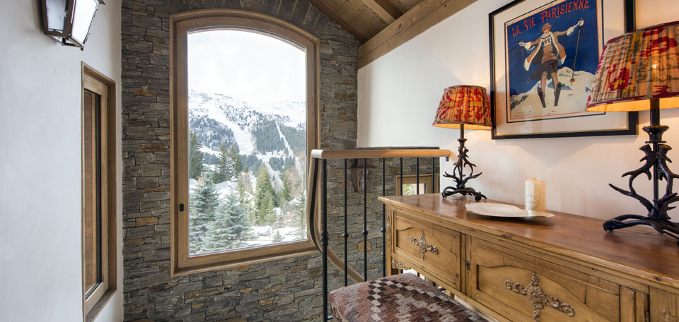 Chalet Valentine Luxury Ski Chalets Mribel Oxford Ski