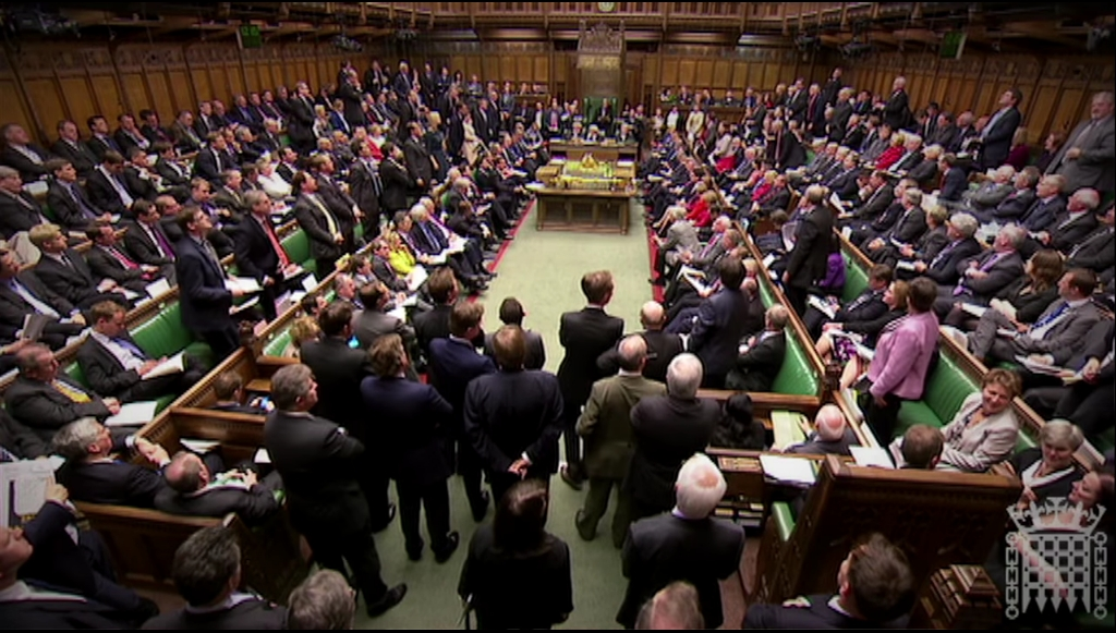"The House of Commons: ""institutionally misogynistic"""