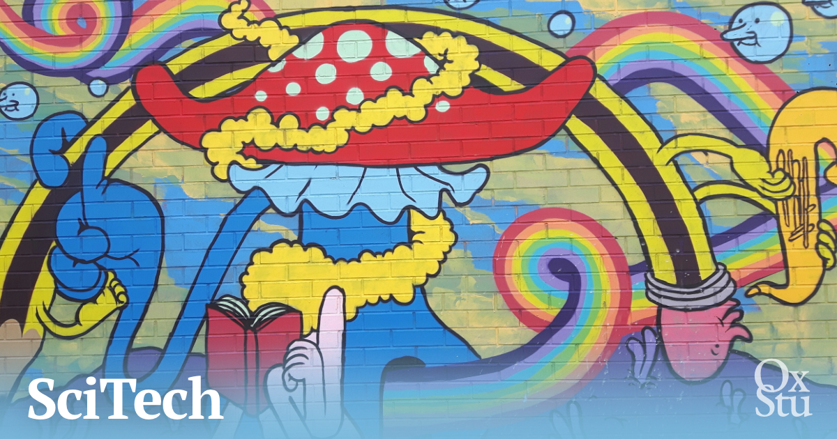 Psychedelics and psychiatry: using magic mushrooms to treat depression – The Oxford Student