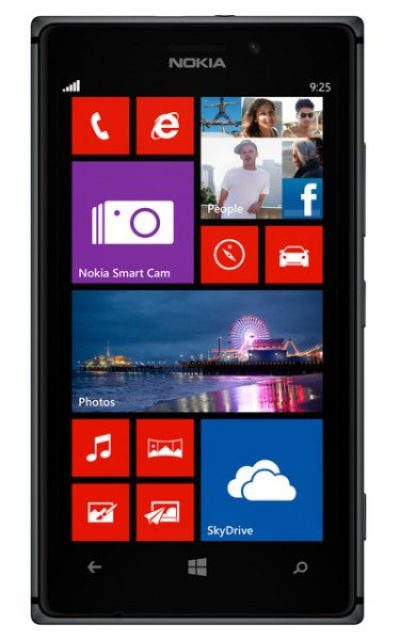 Nokia Lumia 925 - Vodafone -screen - 1