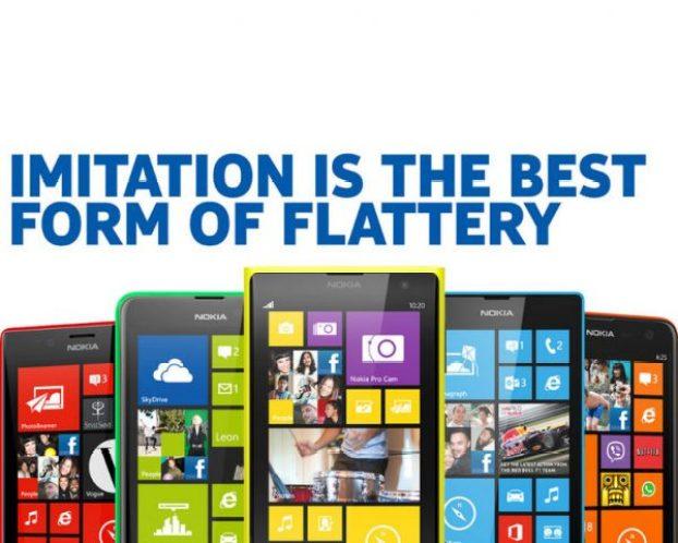 Nokia Flattery