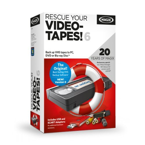 rescue your video tapes