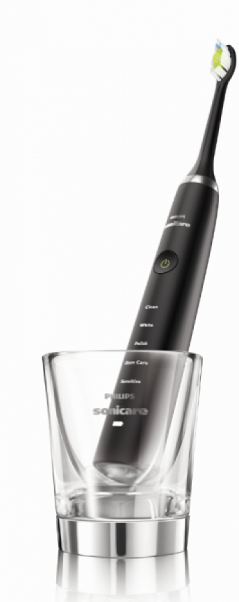 Philips Sonicare DiamondClean Black Charging Glass