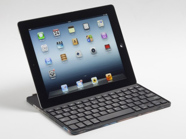 Photobox iPad Keyboard