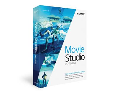 Sony Movie Studio