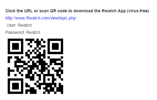 rwatch download