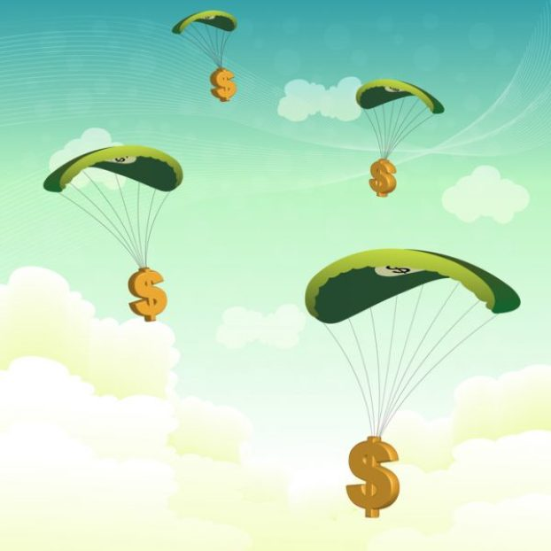 dollar parachute