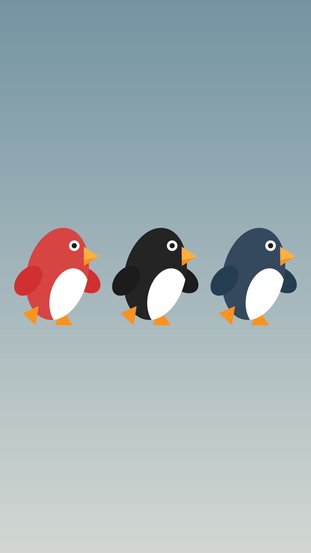 penguin run cartoon free game on android oxgadgets