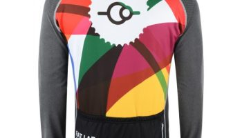 70a1a2024 Review  Fat Lad at the Back - Bobby Dazzler Reflective Long Sleeve Cycling  Jersey