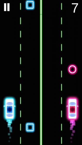 Free Android Game Neon 2 Racing Cars Saga Oxgadgets