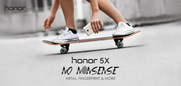 Honor 5X Promo