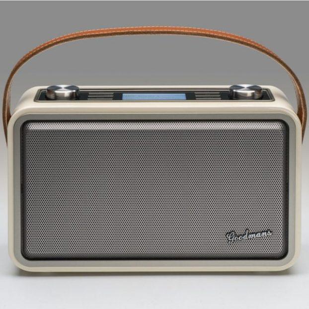 goodmans heritage portable 3