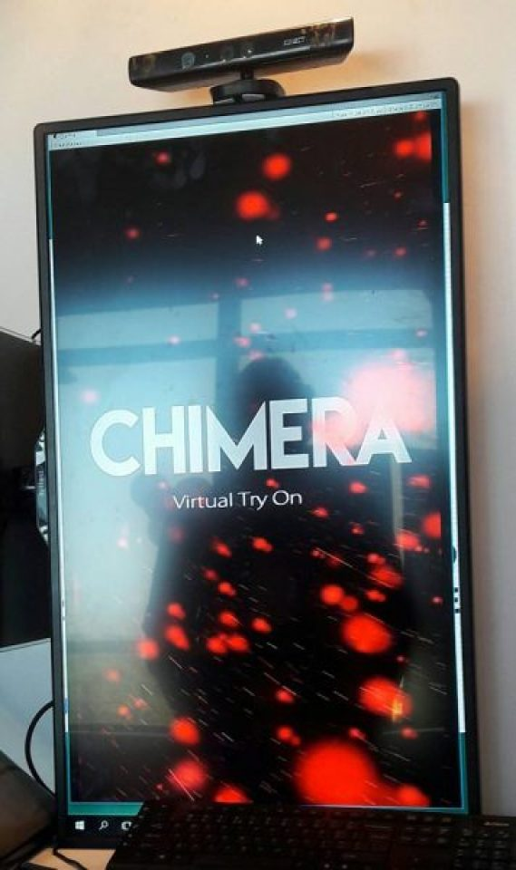 Chimera Virtual Try On