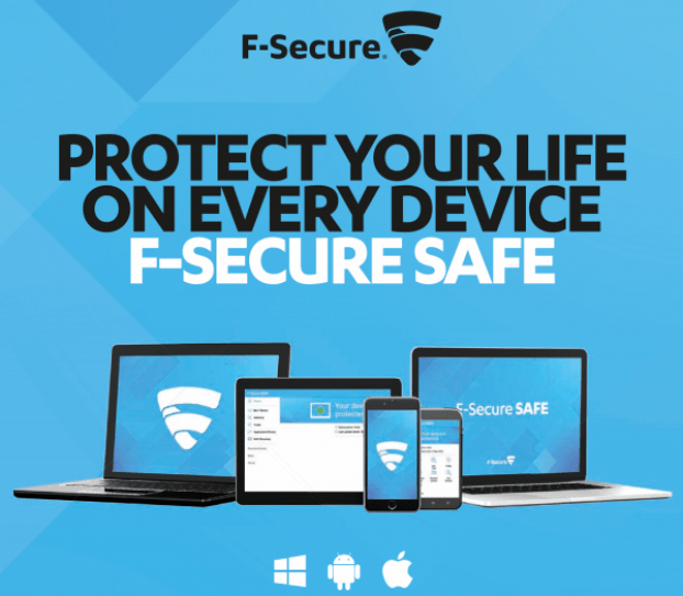 F-Secure Safe Feature Image