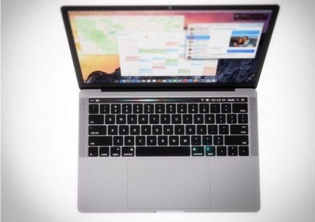 macbook pro top