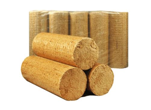 Birch Briquettes