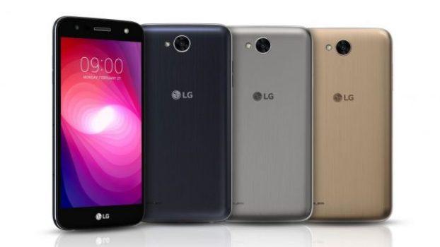 lg x power2 smartphone