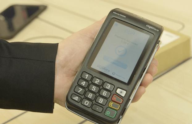 Samsung CCP secure digital cash contactless