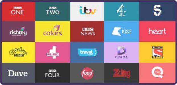 tvplayer free channels