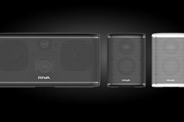 riva wand series speakers