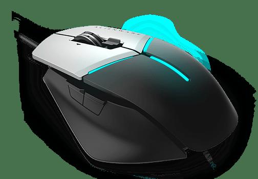 alienware elite gaming mouse e32017