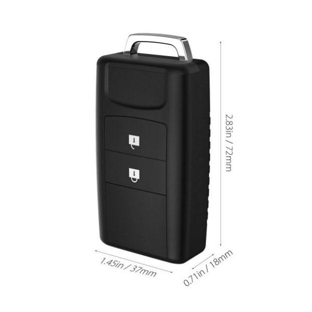 Review: Conbrov T19 Car Keychain Spy Camera - OxGadgets