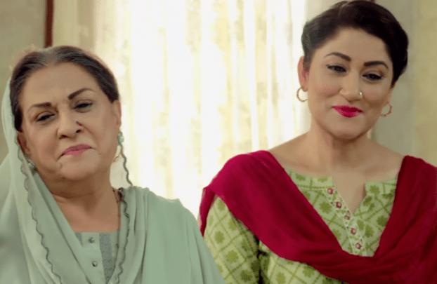 Samina Ahmed, Irsa Ghazal - Aangan