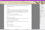 LibreOffice document desktop screenshot word processing free alternative word office program