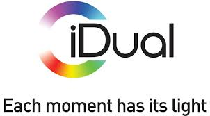 idual jedi lighting logo