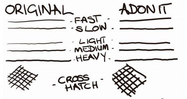 adonit INK stylus review test krita pressure digital art line weight windows touchscreen