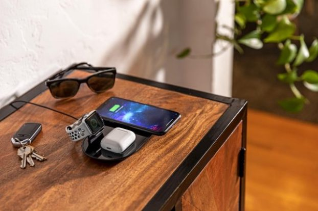 mophie multi device wireless charging pads