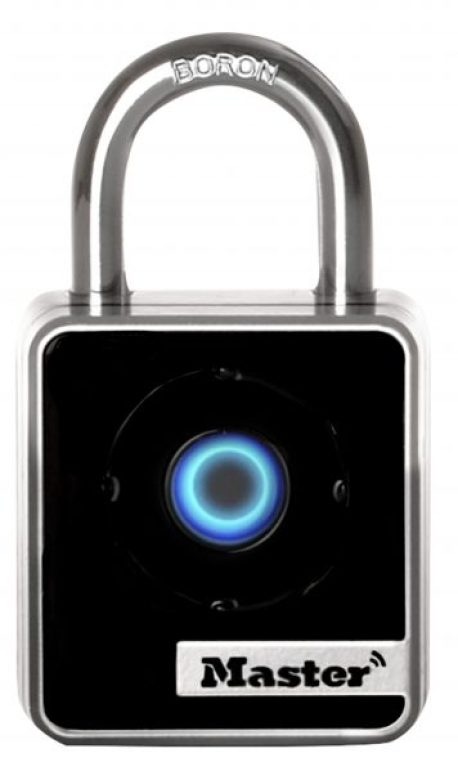 Master Lock's Bluetooth padlocks